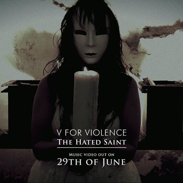 The Hated Saint premieres on Soundi